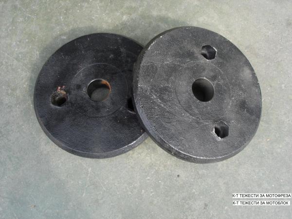 27b2ed5cc52 Комплект тежести